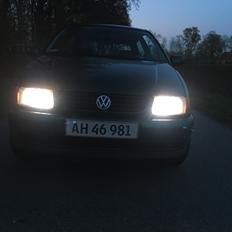 "VW Polo 6N1 ""Vinterslæden"""