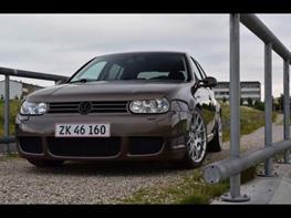 VW Golf IV GTI 1.8 Turbo 190 HK