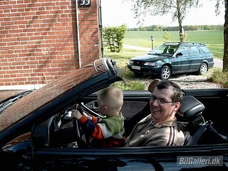 Pontiac Trans Am GTA Special E. - Barnebarnet var helt vild med at styre dyret. billede 14