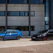 VW Golf 3 GT TDI Colour Concept