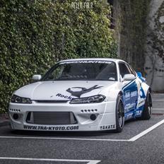 Nissan Silvia S15 Spec R Rocket Bunny V2