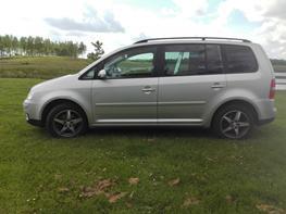 VW Touran Van