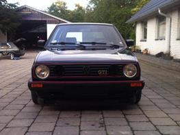 VW golf 2 gti 16v.