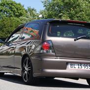 Nissan Almera SRX