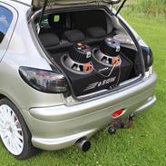 Peugeot 206 1,4 HDi S-line