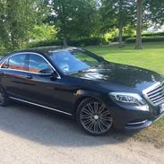 Mercedes Benz S350 Bluetec