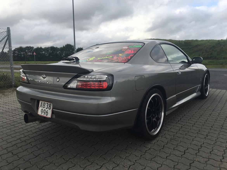 Nissan Silvia S15 Spec R Rocket Bunny V2 - Inden ombygning billede 24
