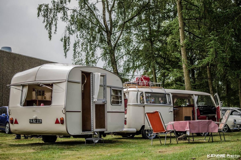"VW T2 Deluxe Camper bus ""Ollie"" billede 1"