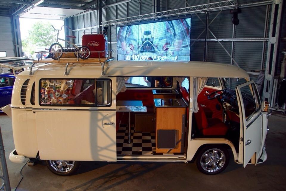 "VW T2 Deluxe Camper bus ""Ollie"" billede 46"