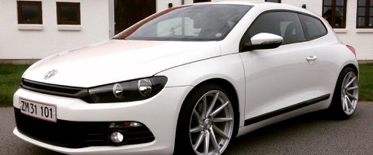 vw scirocco 1 4 tsi 160 hk coupe 39 2008 yderst velholdt. Black Bedroom Furniture Sets. Home Design Ideas