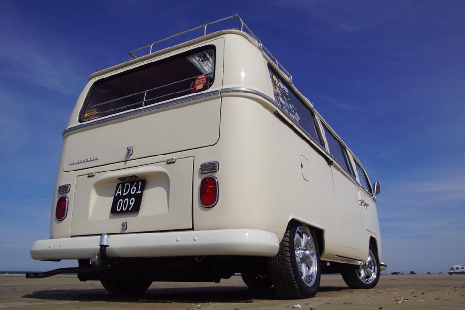 "VW T2 Deluxe Camper bus ""Ollie"" billede 23"