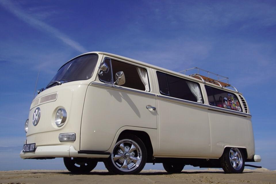 "VW T2 Deluxe Camper bus ""Ollie"" billede 22"