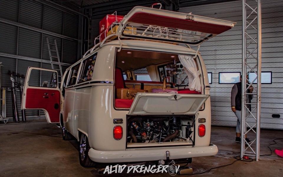 "VW T2 Deluxe Camper bus ""Ollie"" billede 25"