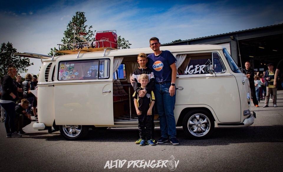 "VW T2 Deluxe Camper bus ""Ollie"" billede 26"