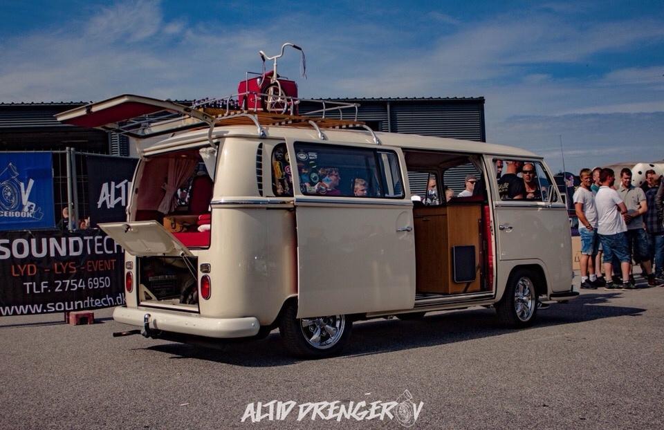 "VW T2 Deluxe Camper bus ""Ollie"" billede 29"