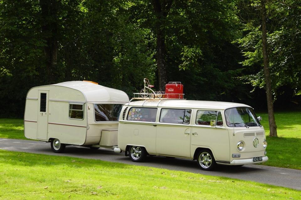 "VW T2 Deluxe Camper bus ""Ollie"" billede 36"