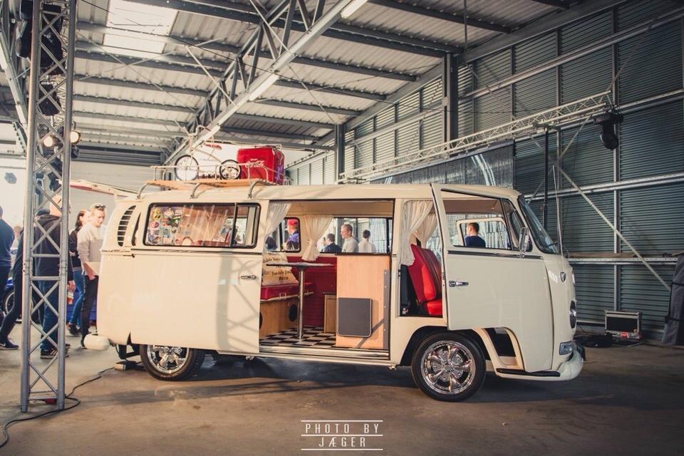 "VW T2 Deluxe Camper bus ""Ollie"" billede 41"