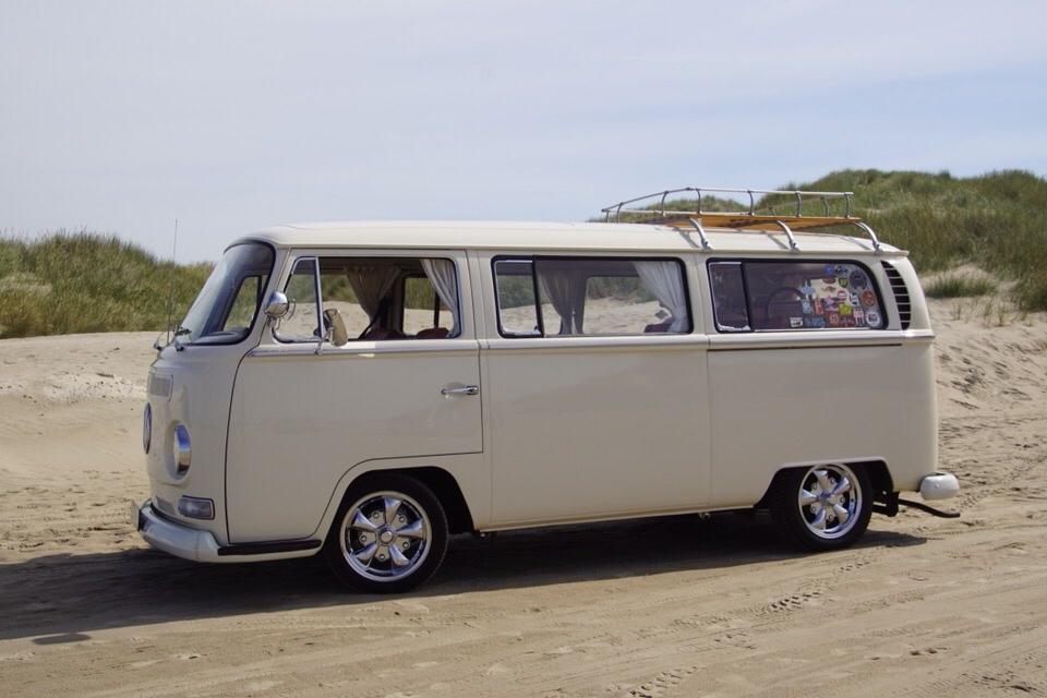 "VW T2 Deluxe Camper bus ""Ollie"" billede 42"
