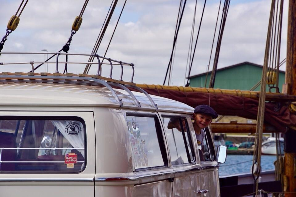 "VW T2 Deluxe Camper bus ""Ollie"" billede 43"
