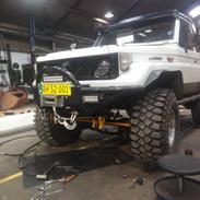 Toyota Land cruiser bj73