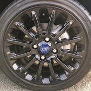 Ford Fiesta scti Black Edition