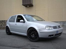 VW Golf IV 1,8T GTI