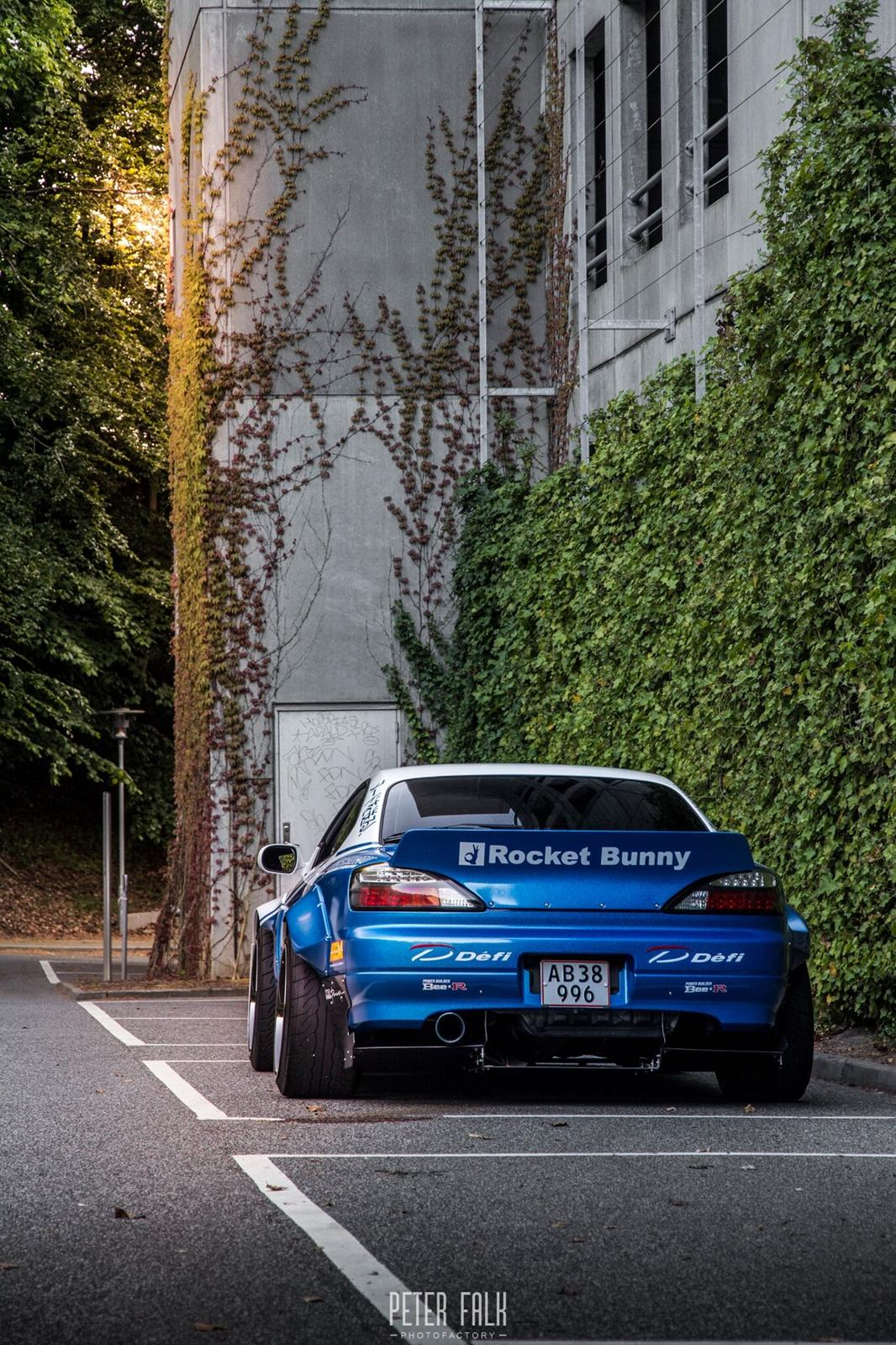 Nissan Silvia S15 Spec R Rocket Bunny V2 billede 5