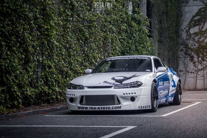 Nissan Silvia S15 Spec R Rocket Bunny V2 billede 10