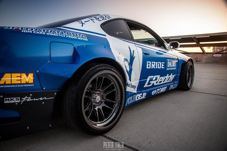 Nissan Silvia S15 Spec R Rocket Bunny V2 billede 17