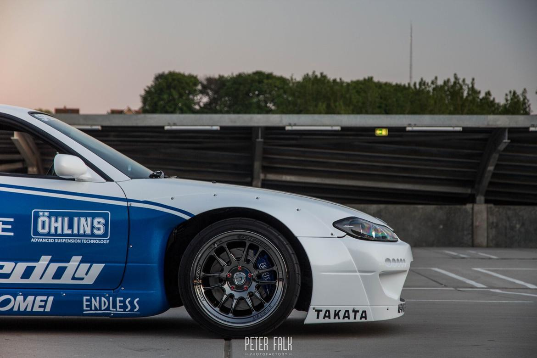 Nissan Silvia S15 Spec R Rocket Bunny V2 billede 18