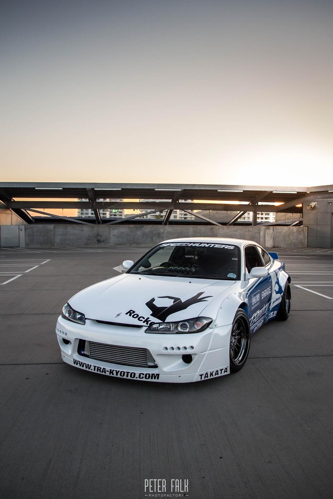 Nissan Silvia S15 Spec R Rocket Bunny V2 billede 16