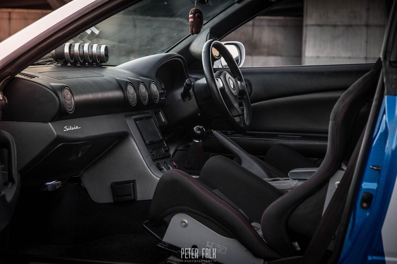 Nissan Silvia S15 Spec R Rocket Bunny V2 billede 23