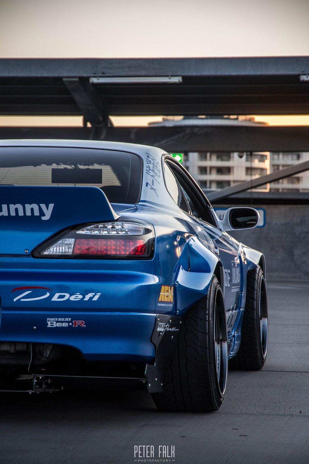 Nissan Silvia S15 Spec R Rocket Bunny V2 billede 22