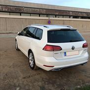 VW Golf Vll Variant facelift
