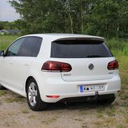 VW Golf 1,6 TDi Bluemotion
