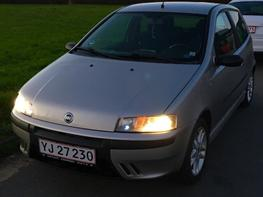 Fiat Punto Sporting 1,2 16V 6g