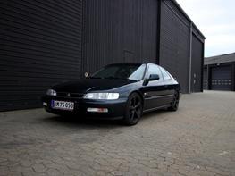 Honda Accord Coupé aut. CD7