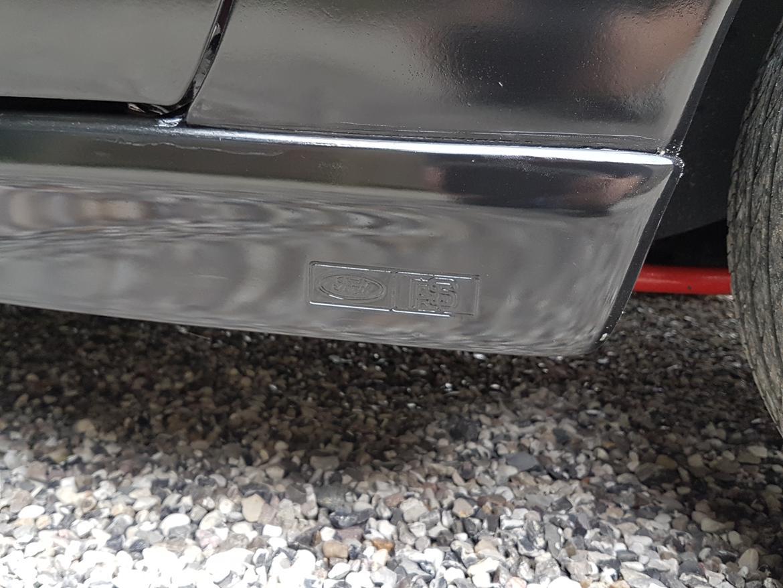 Ford Sierra CLX stationcar  billede 4
