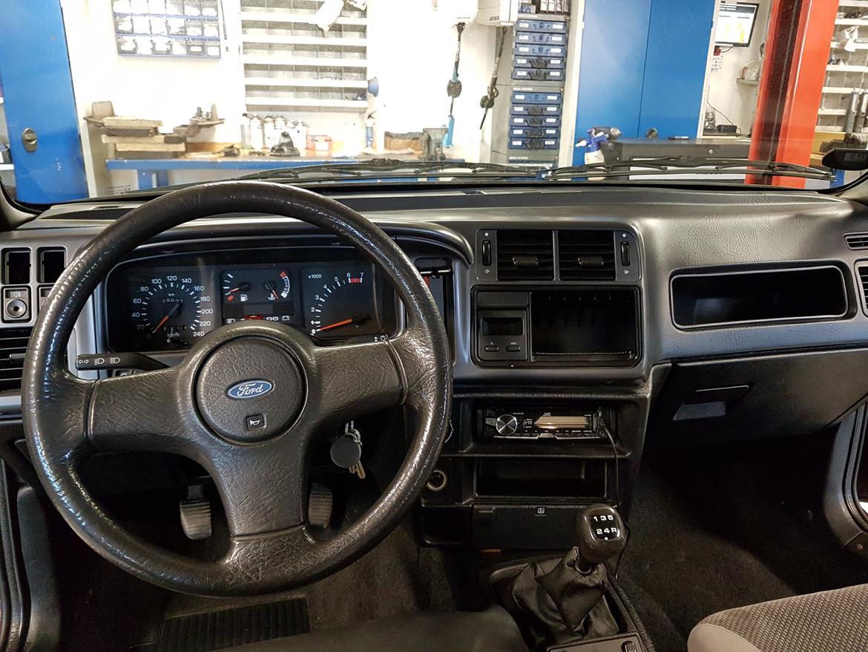 Ford Sierra CLX stationcar  billede 8