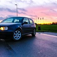 VW Golf Mk4 GTI