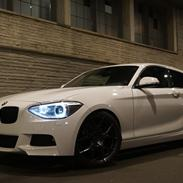"BMW 116D ED ""Bimseline"""