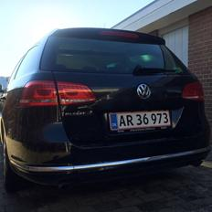 VW Passat b7 2,0 tdi 170hk 4motion dsg Highline.