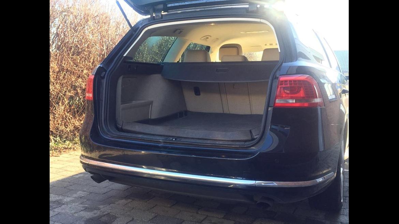 VW Passat b7 2,0 tdi 170hk 4motion dsg Highline. billede 6