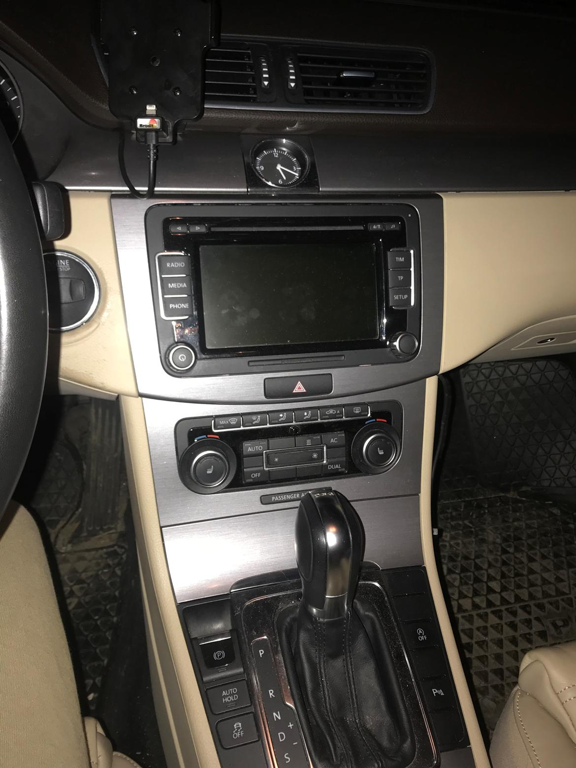 VW Passat b7 2,0 tdi 170hk 4motion dsg Highline. billede 8