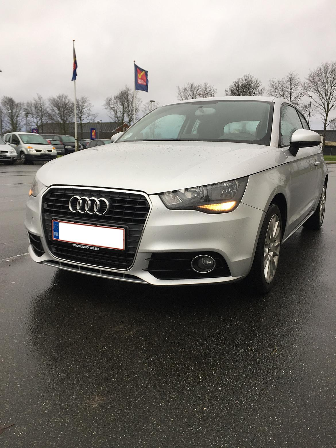 Audi A1 Ambition billede 2
