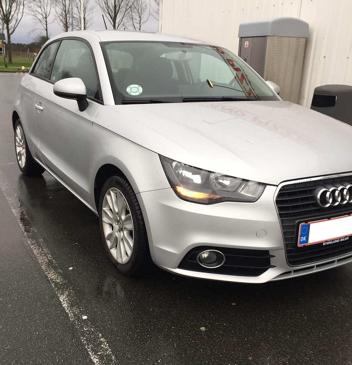 Audi A1 Ambition billede 9
