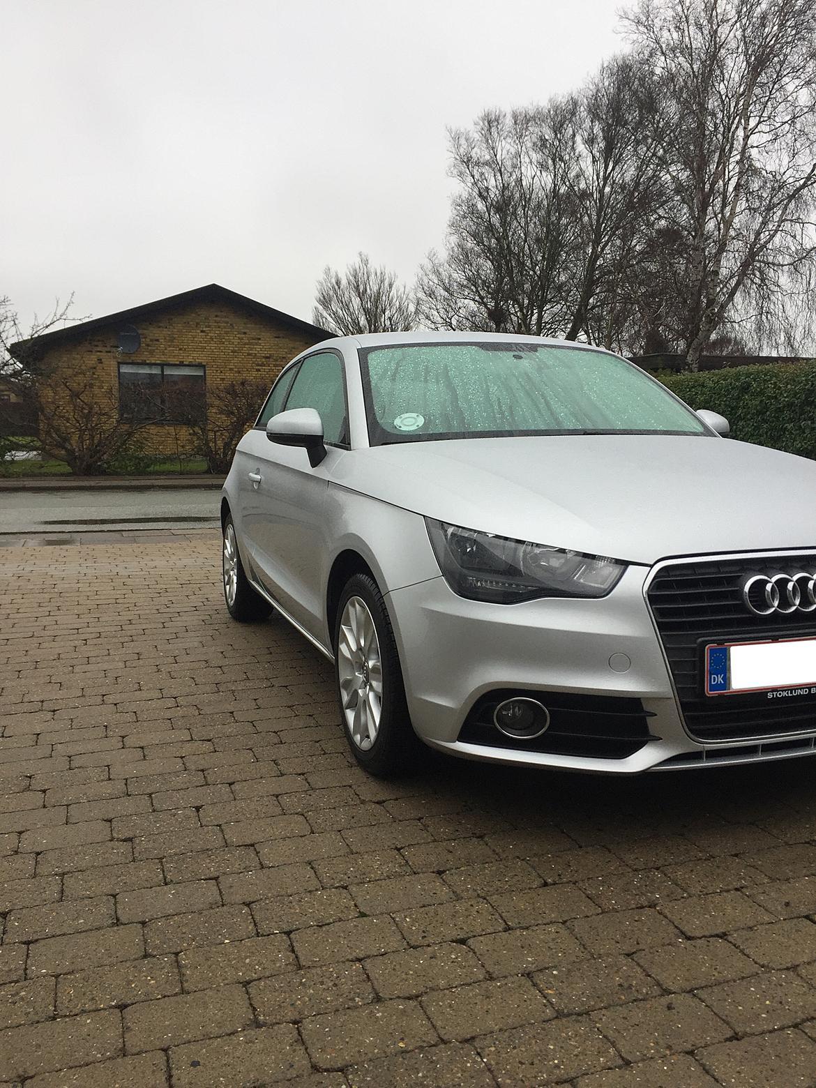 Audi A1 Ambition billede 11
