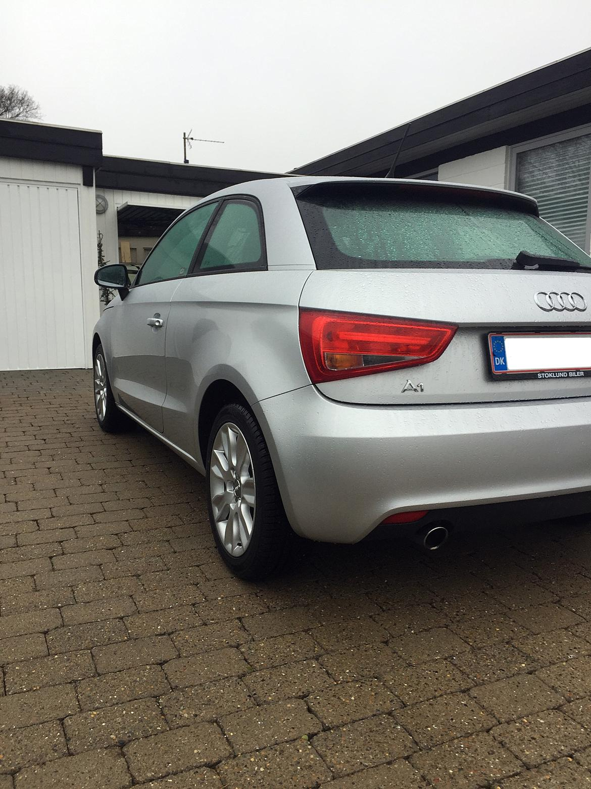 Audi A1 Ambition billede 4