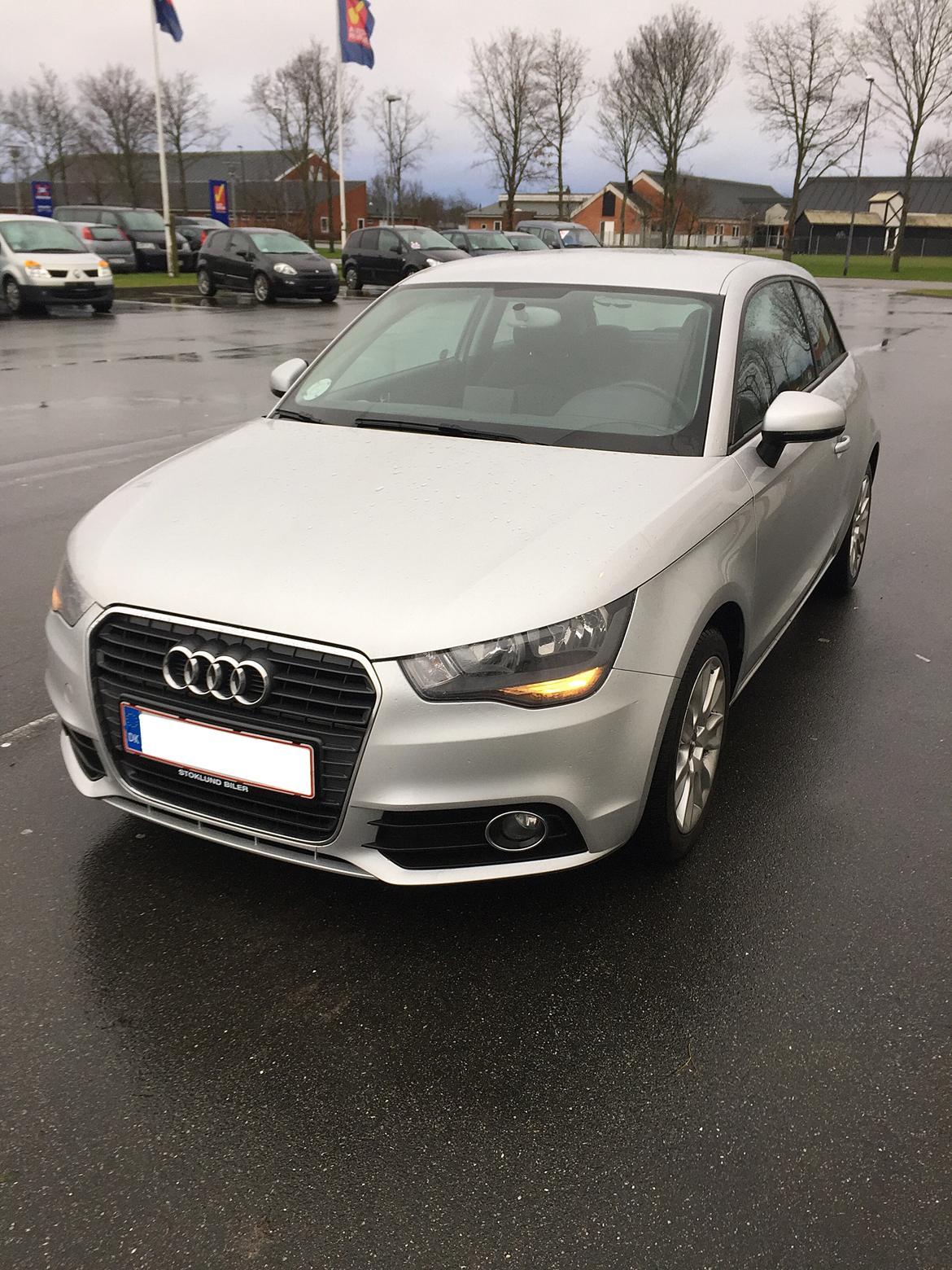 Audi A1 Ambition billede 7