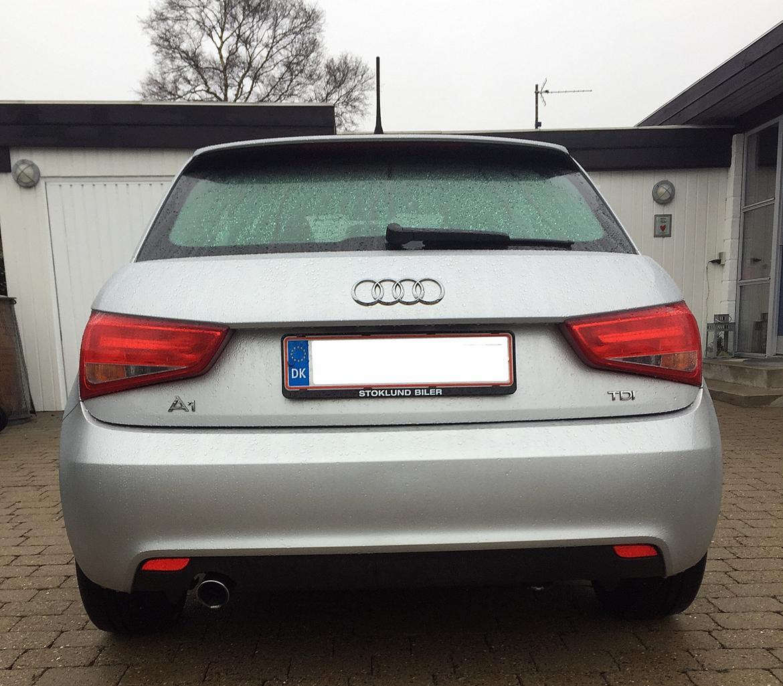 Audi A1 Ambition billede 10